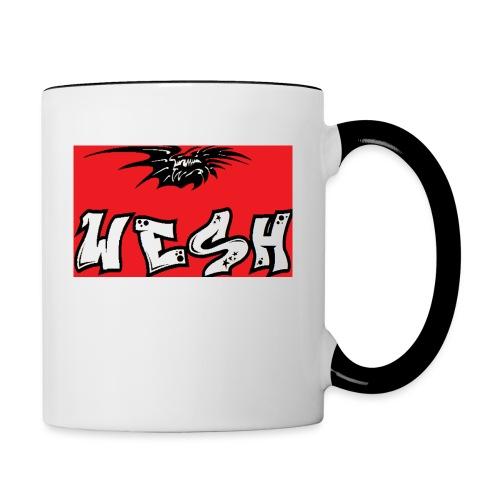 Wesh - Mug contrasté
