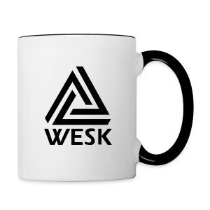 kleren WESK - Mok tweekleurig