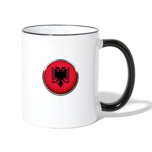 Albania - Contrasting Mug