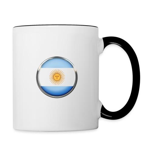 Argentina - Contrasting Mug
