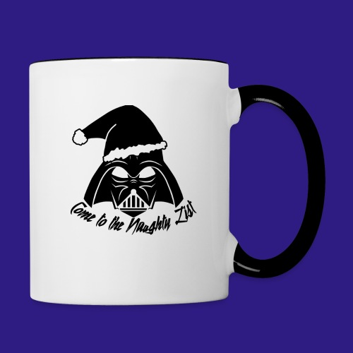 Vader's List - Contrasting Mug
