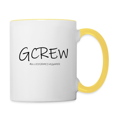 G-Crew - Tasse zweifarbig