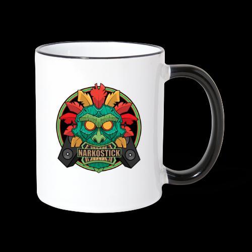 Narkostick - Mug contrasté