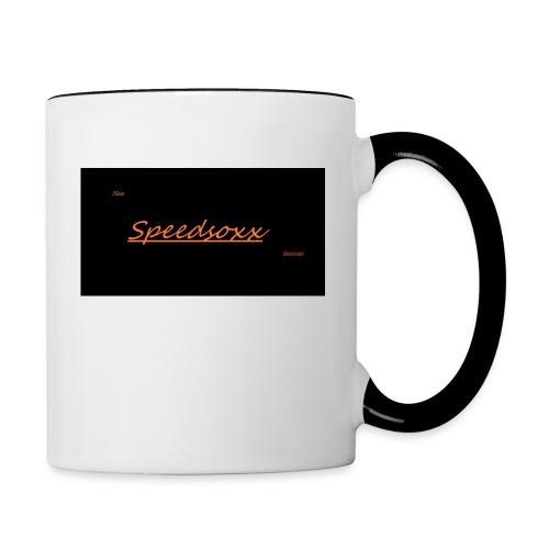 SPEEDSOXX - Tasse zweifarbig