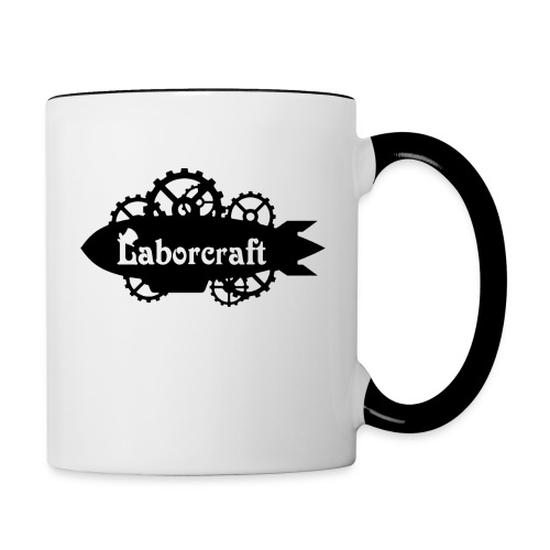 Laborcraft Logo - Tazze bicolor