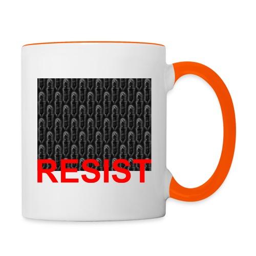 Resist 21.1 - Tasse zweifarbig