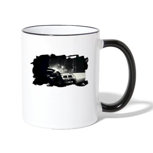 Driving at Night (with black PS logo) - Tofarvet krus