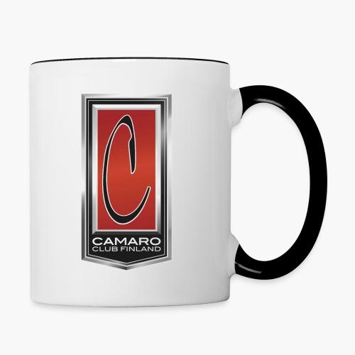 camaro - Kaksivärinen muki