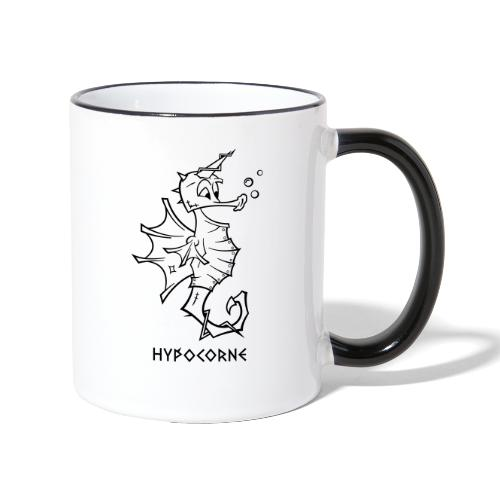 L'Hypocorne - Mug contrasté
