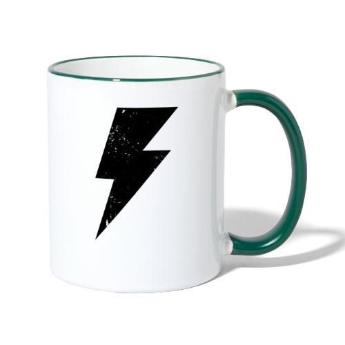 Black Storm - Mug contrasté
