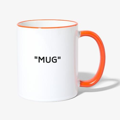 Mug - Contrasting Mug