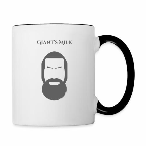 Giant Milk B - Mug contrasté