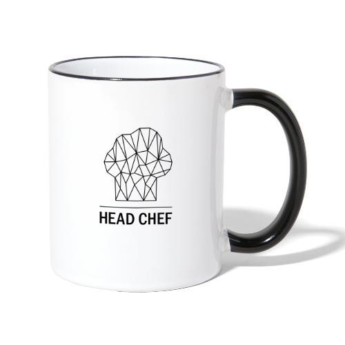 Head Chef - Contrasting Mug