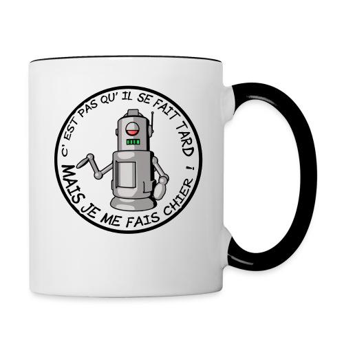 Padak-Or - Mug contrasté