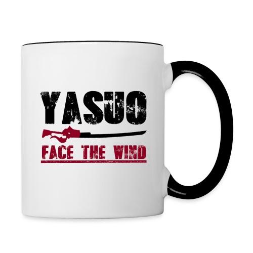 Yasuo Main - Tasse zweifarbig