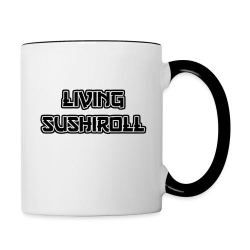Living Sushiroll - Tasse zweifarbig