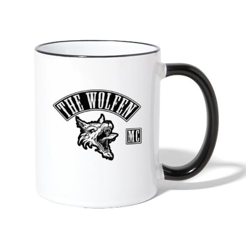 TWMC No Bottom Rocker - Contrasting Mug