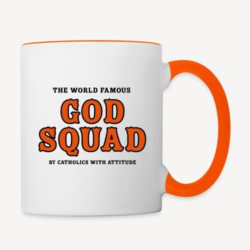 GOD SQUAD - Contrasting Mug