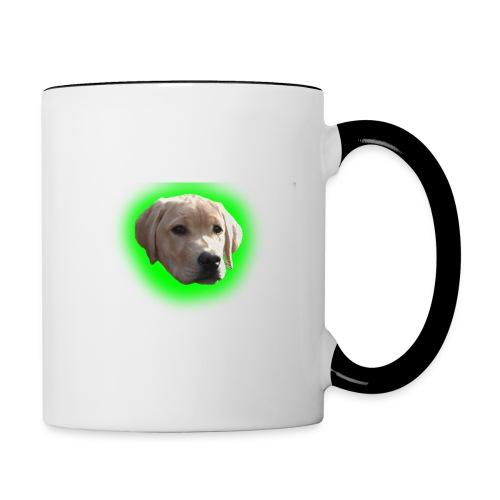 YZZOXXI hund - Tvåfärgad mugg