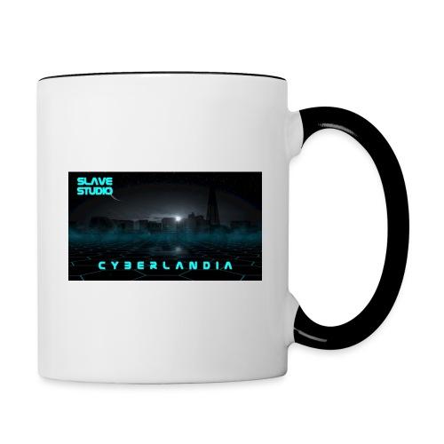 Cyberlandia - Tazze bicolor
