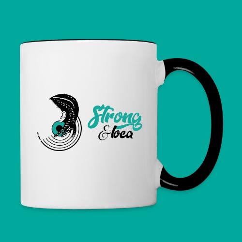 La Collection  Strong & Loca  - Mug contrasté