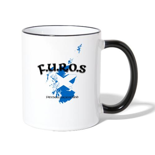 F.U.R.O.S - Contrasting Mug