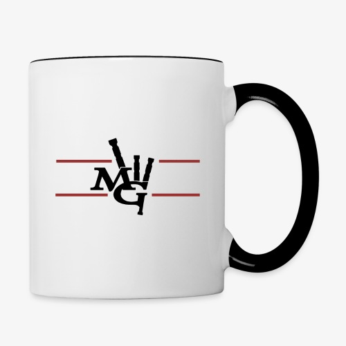 MG Reeds Merchandise - Contrasting Mug