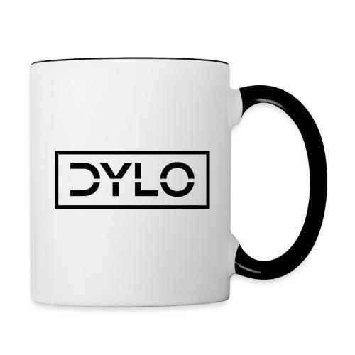 DYLO Logo - Contrasting Mug