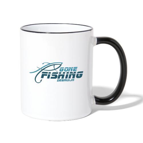 GONE-FISHING (2022) DEEPSEA/LAKE BOAT B-COLLECTION - Contrasting Mug
