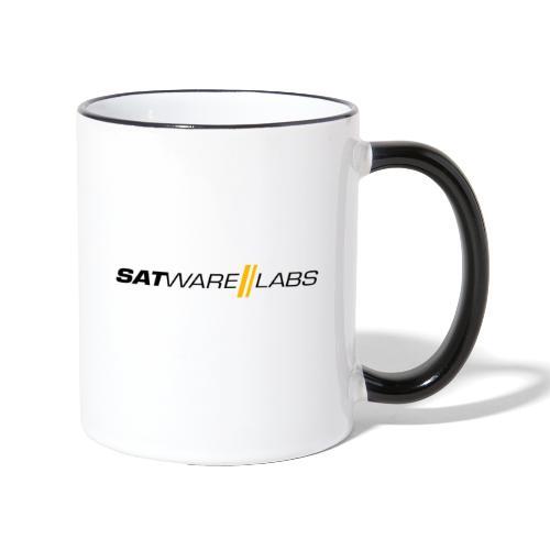 SATWARE//LABS - Tasse zweifarbig