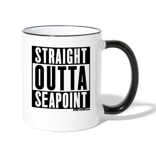 Straight Outta Seapoint - Contrasting Mug