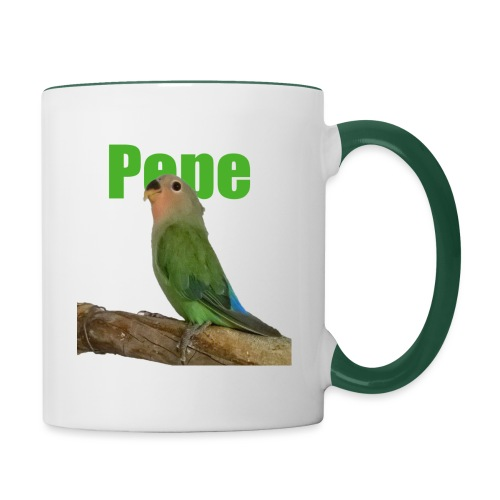 Pepe - Kaksivärinen muki