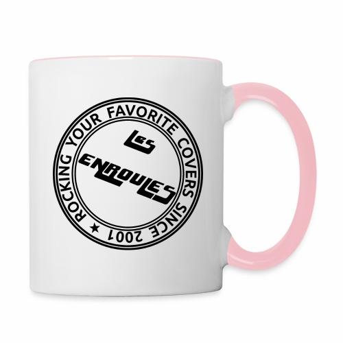 Badge - Mug contrasté