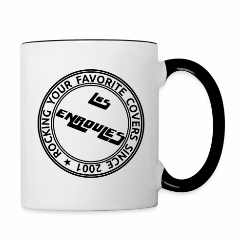 Badge - Mug contrasté