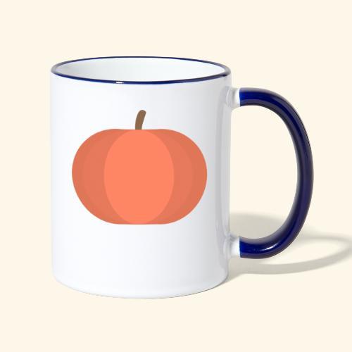 Pumpkin - Mug contrasté