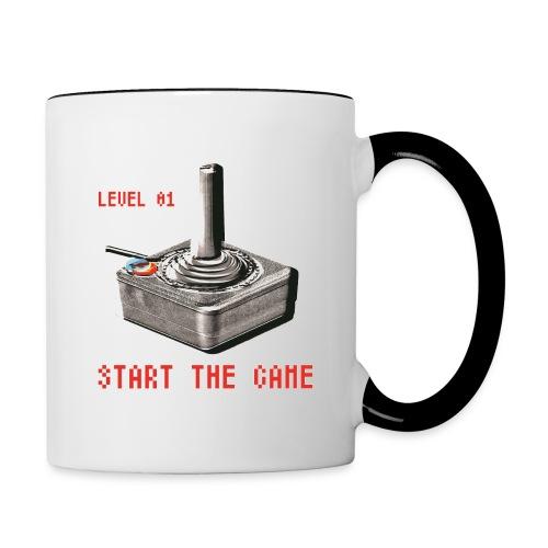 LEVEL 01 - Mug contrasté