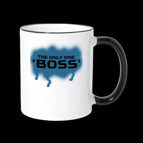 the only one BOSS - Tasse zweifarbig