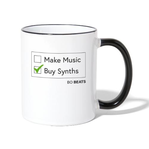 Buy Synths - Contrasting Mug