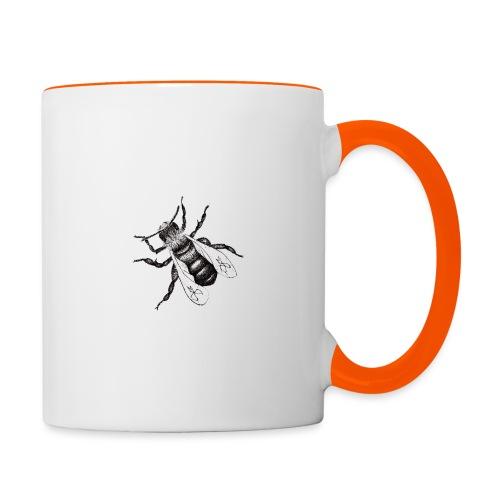 Bee - Contrasting Mug