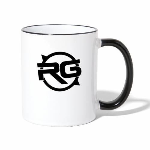 Rg - Tasse zweifarbig