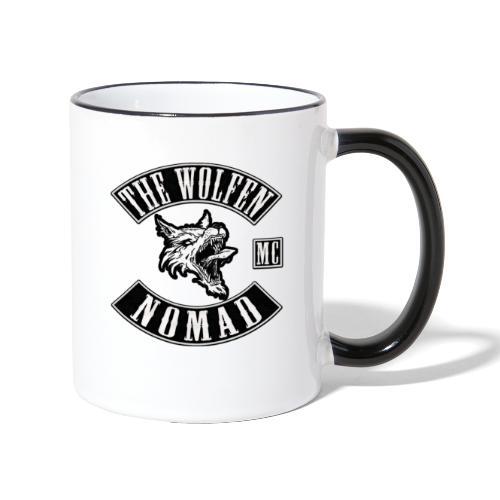 TWNC Patch - Contrasting Mug