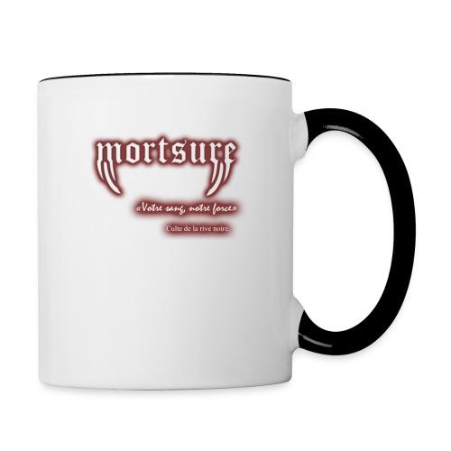 mortsure revival2 - Mug contrasté