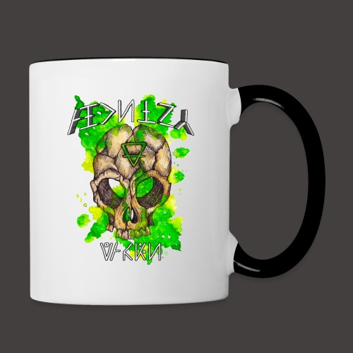 ALCHIMY: EARTH ELEMENT - Mug contrasté
