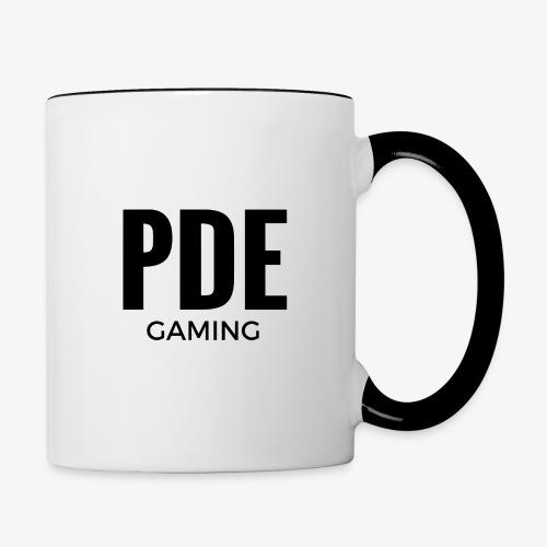 PDE Gaming - Tasse zweifarbig