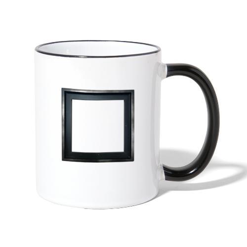 EMPTY FRAME - Contrasting Mug