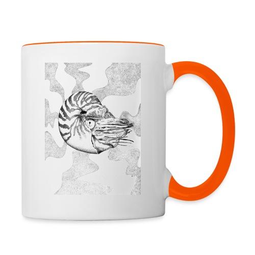 Nautilus - Contrasting Mug
