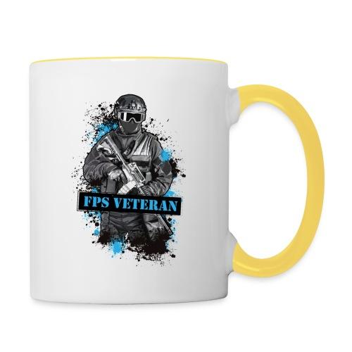 final fpsveteran v2 - Contrasting Mug