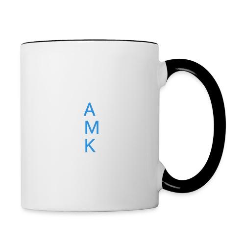 AMK tas - Mok tweekleurig