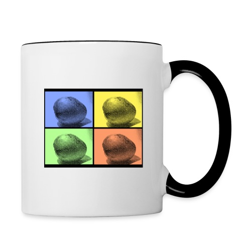 MANGO - Tasse zweifarbig