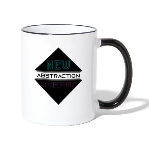 Abstraction - Mug contrasté